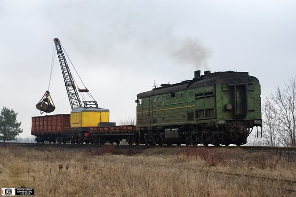 Тепловоз 3ТЭ10М-0021Б с