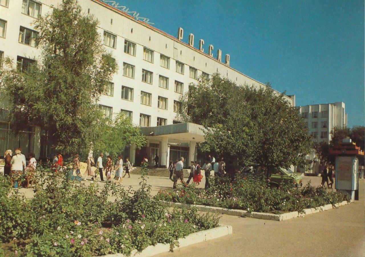 Гостиница «Россия». 1989 год