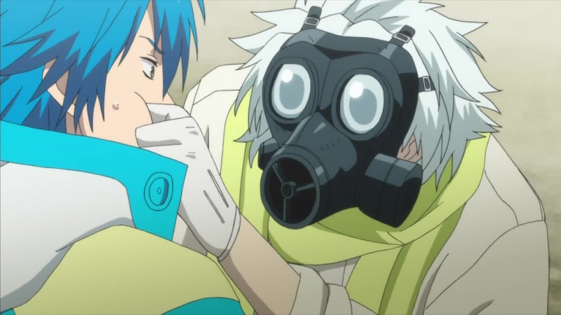 Драматическое убийство / Dramatical Murder 5 серия