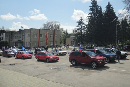 Автопробеги приравняли к демонстрациям