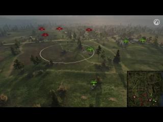 Новый «Командный бой». Базовые тактики. «Мурованка»