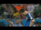 Финал Чемпионата Мира по футболу 2014, матч