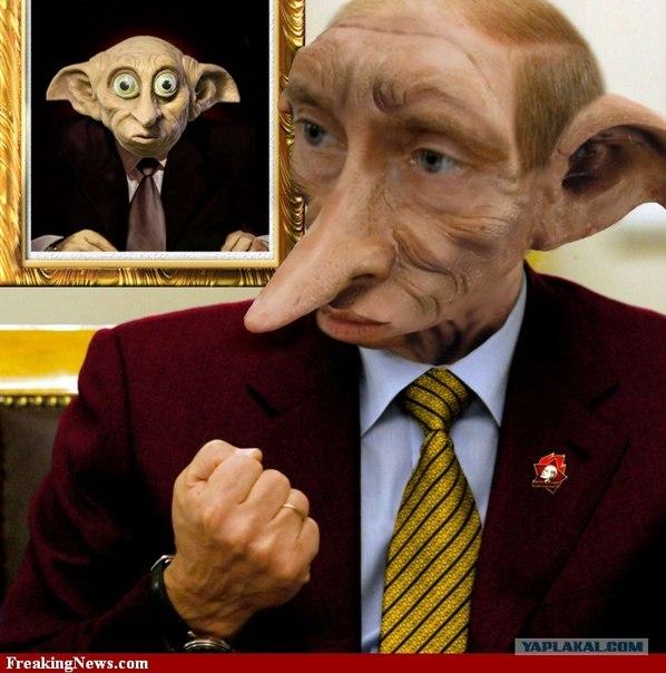 """Путин заявил, что Россия не допустит уничтожения """"политических противников"""" Киева на Донбассе - Цензор.НЕТ 2380"""