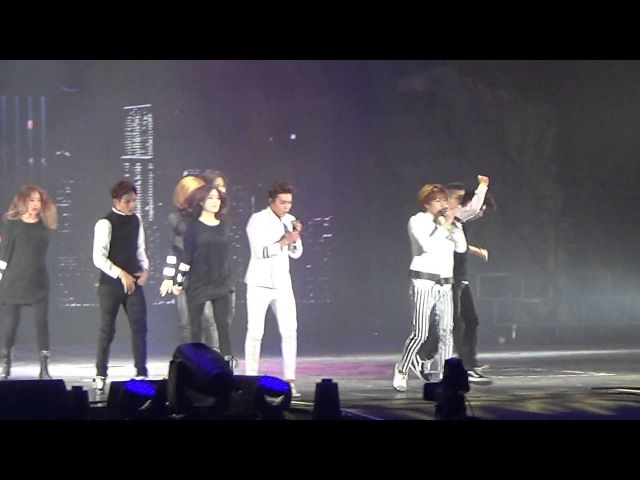150501 Supershow6 in Singapore - GROWING PAINS
