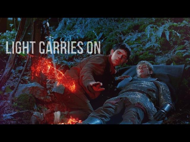 Merlin Arthur   Light Carries On