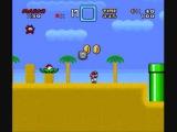 SMW Custom Music - Track 894 (Kirby's Dreamland 3 - Sand Canyon 1)