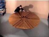 DB Fletcher Capstan Ilona expanding table