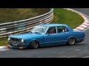 EPIC Drift Fredrik Sørlie - Toyota Cressida (2JZ-GE) @ Nürburgring Nordschleife