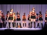 Пчёлки и Винни пух.Оренбург.Школьный детский театр. Эротический танец
