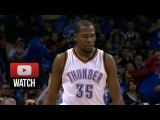 Kevin Durant Full Highlights vs Pelicans (2015.02.06) - 27 Pts, 5 Reb