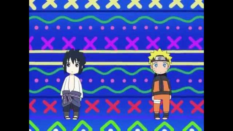 Jungle wa itsumo hale nochi guu - Naruto version