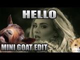 Adele - hello (mini goat edition)