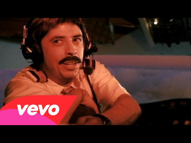 Foo Fighters - Learn To Fly (Official Music Video)