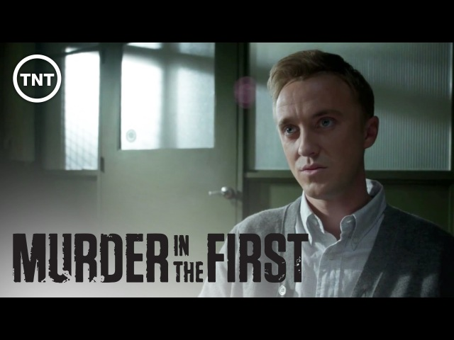 Blunt the Edge - Arrest | Murder in the First | TNT
