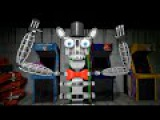 Five Nights at Freddys 4 NEW TEASER * Animatronics Reaction to Purple Hat | FNAF SFM