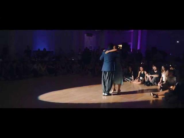 Mariano Chicho Frumboli Juana Sepulveda, Tango Element Baltimore 2015, Dance 1