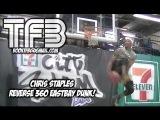 Chris Staples SICK 360 Between the Legs Dunk | Dunk of the Day #SCTop10