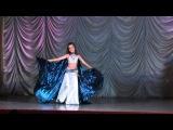 Амина Яворская,  шоу с крыльями, концерт