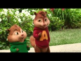 Элвин и бурундуки Грандиозное бурундуключение (2015) Трейлер #2