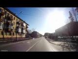 Бесстрашный пешеход - Терминатор - Снежинск 1 апреля 2015