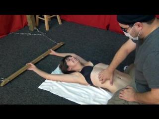 Alaina - Silent Tickle Challenge