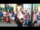 уличные музыканты Питера- NevskyBand! ))