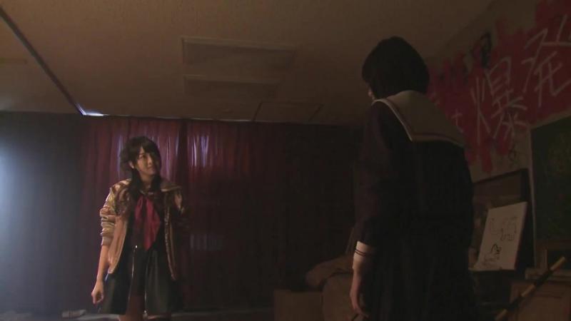 Школа Маджиска 5 Серия Рус Озвучка 4 Сезон Majisuka Gakuen HD 720p