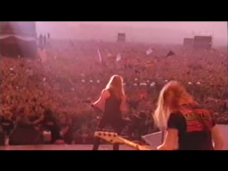 Metallica - Fade To Black (Live Moscow 1991)