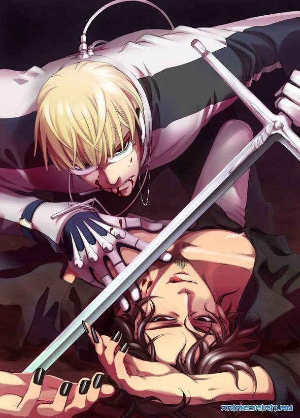Вампиры » Смотреть аниме онлайн и многое другое