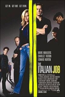 The Italian Job<br><span class='font12 dBlock'><i>(The Italian Job)</i></span>
