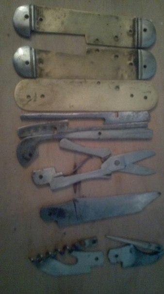 советский складной нож 6