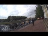 Съёмки клипа Тучи в Питере. Михайловский сад / Мойка ActionCamera 2