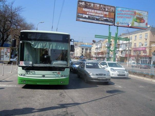 маршрут автобуса 17