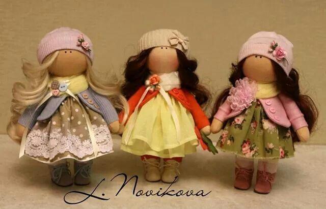 Куклы своими руками как бизнес 91