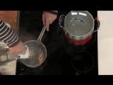 Рыба. От филе до фарша - Суп из камбалы с рисом и горохом