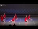 Классический танец от танцевальной студии DIVA в СПб, рук. Нина Исаева