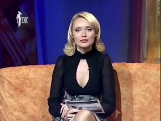 Светлана Столбунец. Нарезка из эфира канала ТДК.