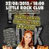 22/08 - Новоселье клуба Little Rock!!!