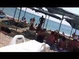 Коктебель, Лисья бухта, нудисткий  пляж