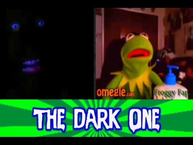 The Dark One | ARE YOU MAD BRO? - Omegle