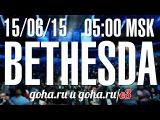 E3 2015 - Конференция Bethesda на русском языке. Новый Fallout 4 и DOOM