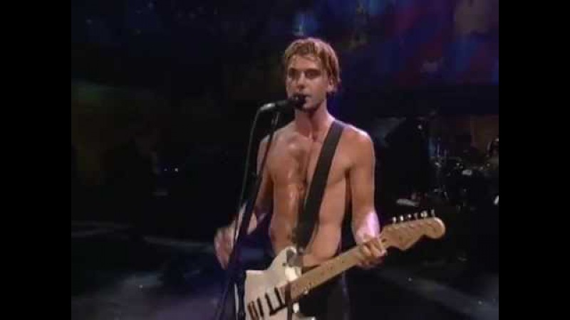 Bush - Glycerine - 7231999 - Woodstock 99 East Stage (Official)