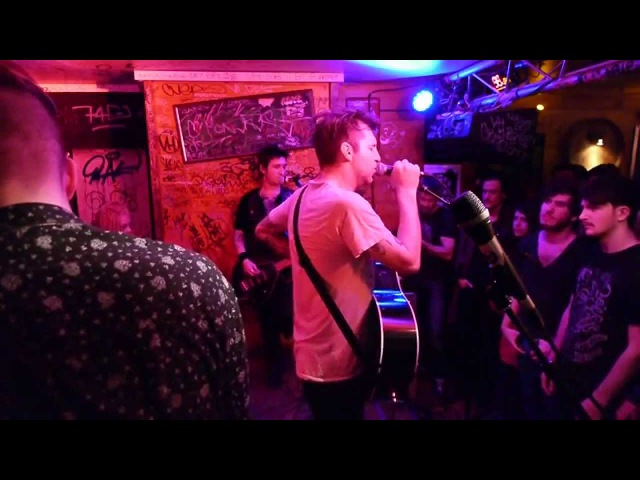 CULT OF YOUTH @ Bar'Hic Rennes 24/02/2015 (Kfuel Show) Full Live !