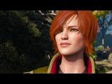 Роман с Шани в расширении «Каменные сердца» для The Witcher 3: Wild Hunt