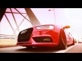 Audi A4 Avant Vermelha nas rodas aro 20
