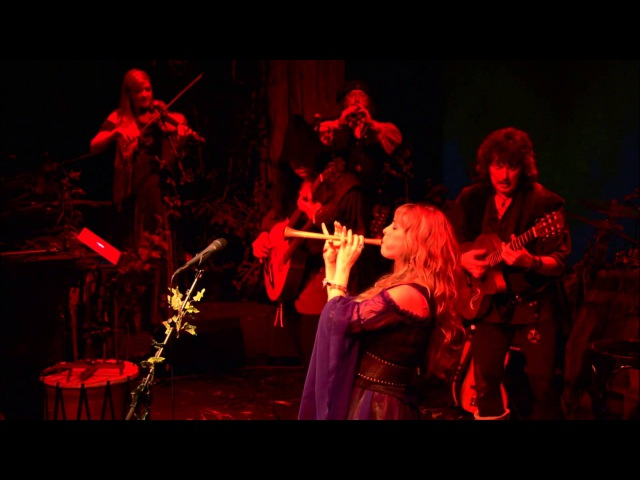 Blackmore's Night A Knight in York Русские субтитры