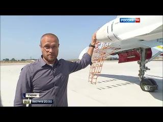 ИГИЛ отступает: российская авиация уничтожает подземные бункеры террористов