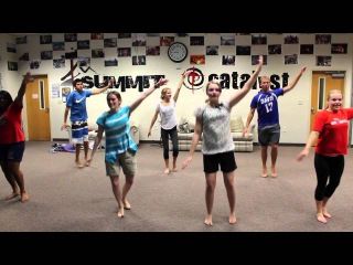 One Way Jesus by Hillsong: Dance Instruction