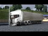 PhysX in ETS2 Crash Test - Euro Truck Simulator 2 - Движок PhysX в  ЕТС 2