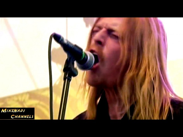 GRAVEYARD - Ain't fit to live here / May 2012 [HD] Rock Hard Festival